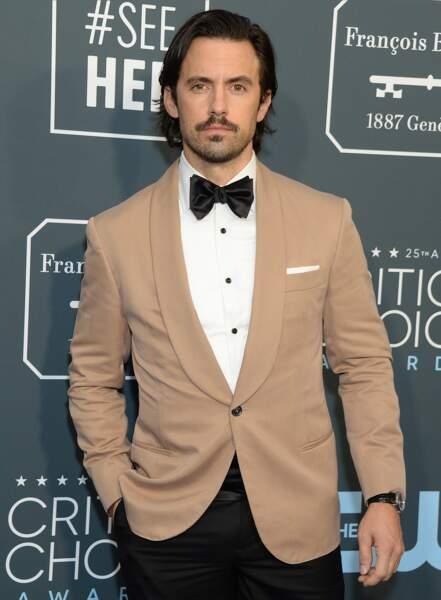 A l'inverse de son personnage Jack Pearson, père de famille, Milo Ventimiglia est célibataire