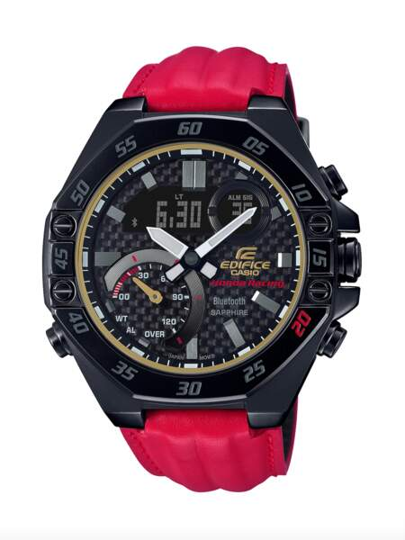 "Modèle ECB-10hr, collection Honda Racing et Casio Edifice"",  299€, CASIO"