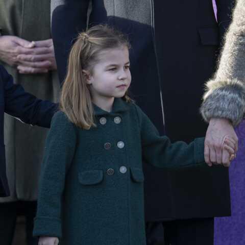PHOTOS – Princesse Charlotte: son adorable portrait fait par Kate Middleton pour ses cinq ans
