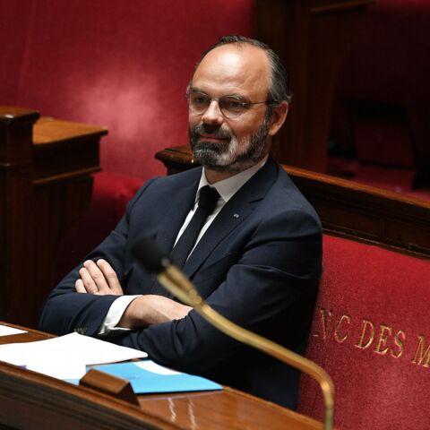 Edouard Philippe habitué à ceux qui prennent les «dimensions de son bureau»