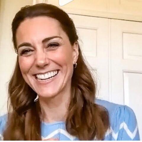 PHOTOS – Kate Middleton: toutes ses tenues stylées et cosy durant le confinement