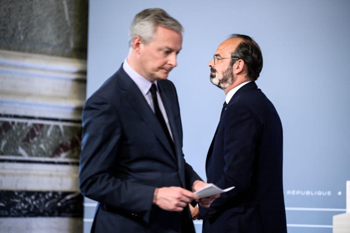 Bruno Le Maire prêt à déloger Edouard Philippe ?