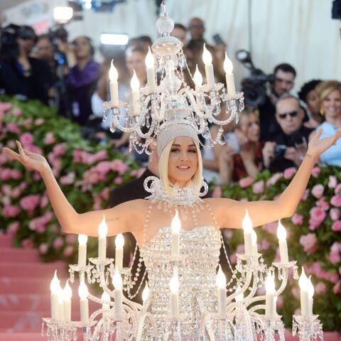 PHOTO – Met Gala 2020: Katy Perry dévoile la tenue Jean Paul Gaultier qu'elle devait porter