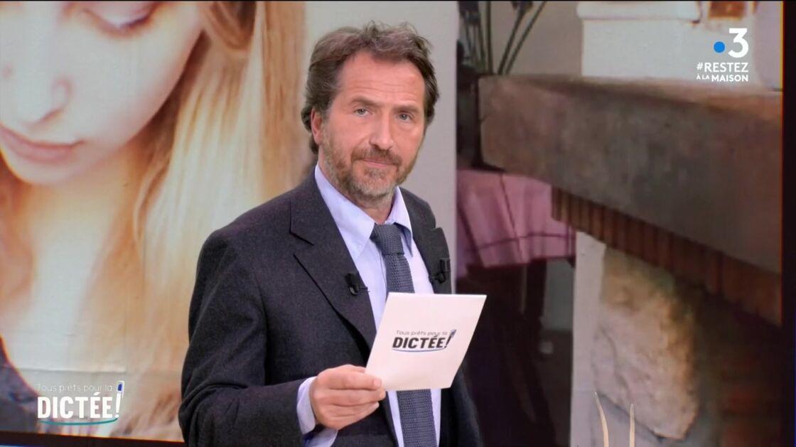 Edouard Baer joue les maîtres d'école sur France 3