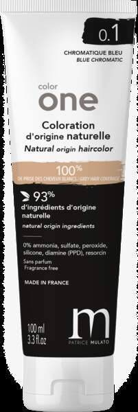 Coloration d'origine naturelle, Patrice Mulato, 22,10€