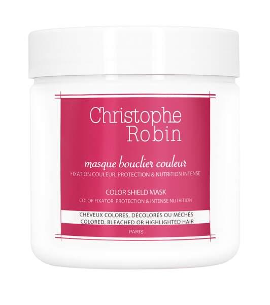 Masque bouclier couleur, 250 ml, Christophe Robin, 32€