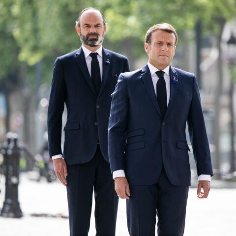 Édouard Philippe prend l'avantage sur Emmanuel Macron dans un sondage
