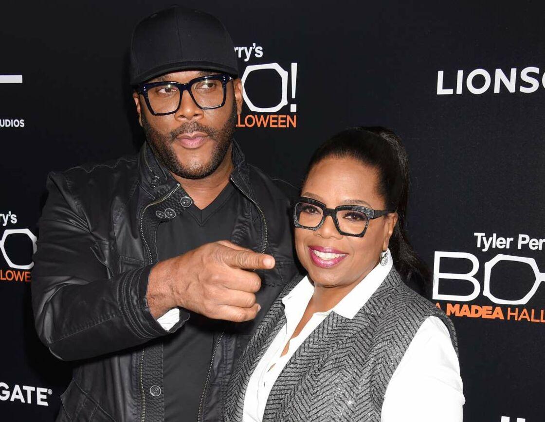 Tyler Perry et Oprah Winfrey sont des amis proches. La célèbre présentatrice est même la marraine du jeune fils du producteur américain.