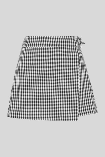Jupe short - à carreaux Vichy, 29,90€, C&A