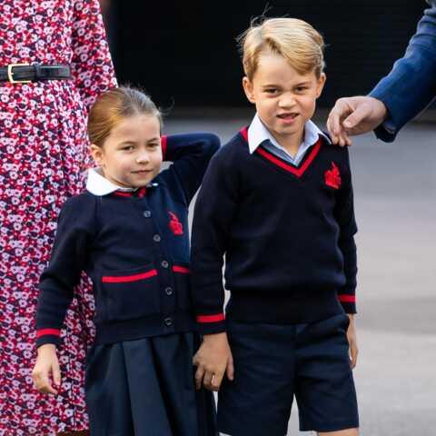 Gros casse-tête pour Kate Middleton: ses aînés George et Charlotte bientôt séparés?
