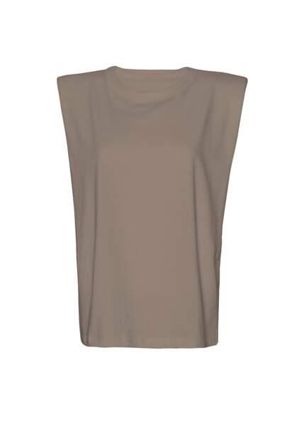 T-shirt à épaulettes The Franckie Shop, 69,31€
