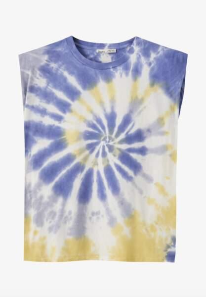 T-shirt à épaulettes 15,99€, Pull&Bear sur Zalando.fr