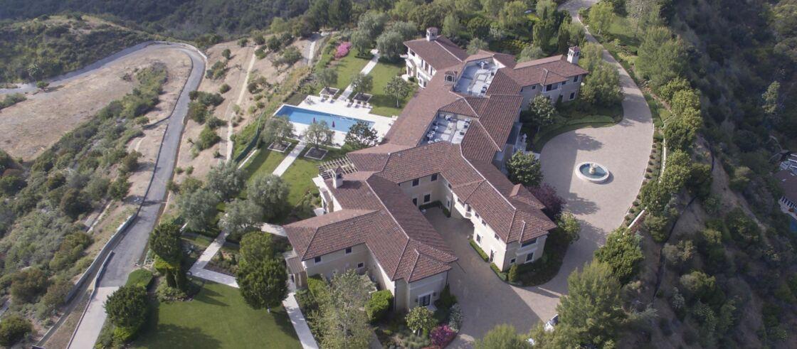 Maison de Tyler Perry à Los Angeles