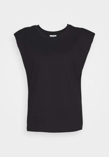 T-shirt à épaulettes mbyM, 39,95€, surZalando.fr