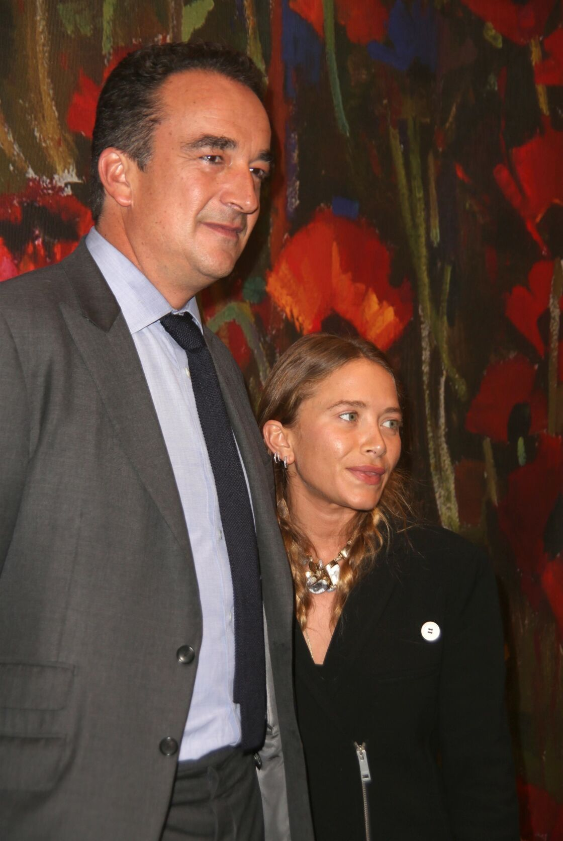 Mary Kate Olsen et Olivier Sarkozy en octobre 2017