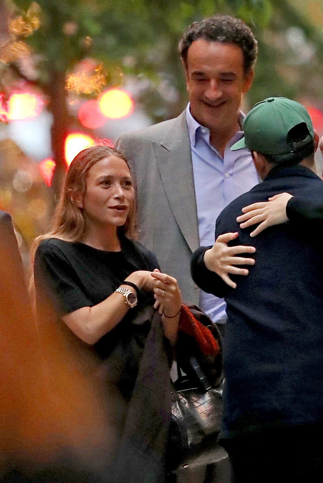 Mary-Kate Olsen et Olivier Sarkozy, le 13 juin 2019