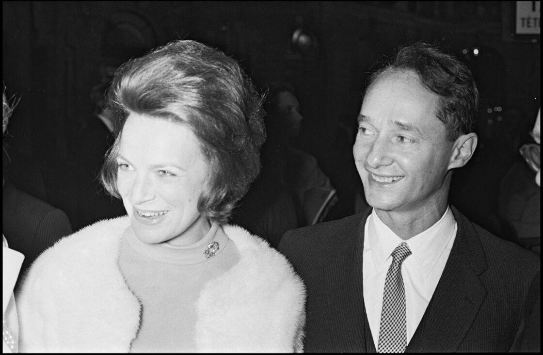 La princesse Irene et son époux Charles-Hugues de Bourbon-Parme dans les années 70