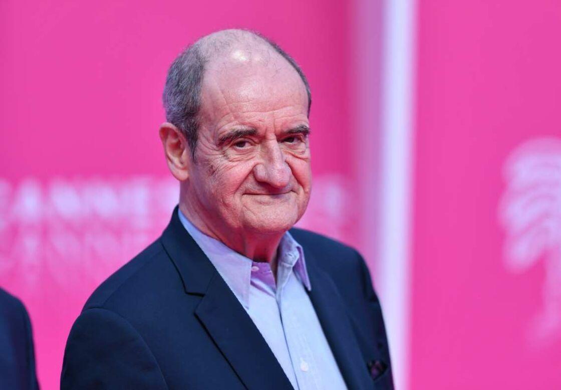 Pierre Lescure au festival CannesSéries en avril 2019.