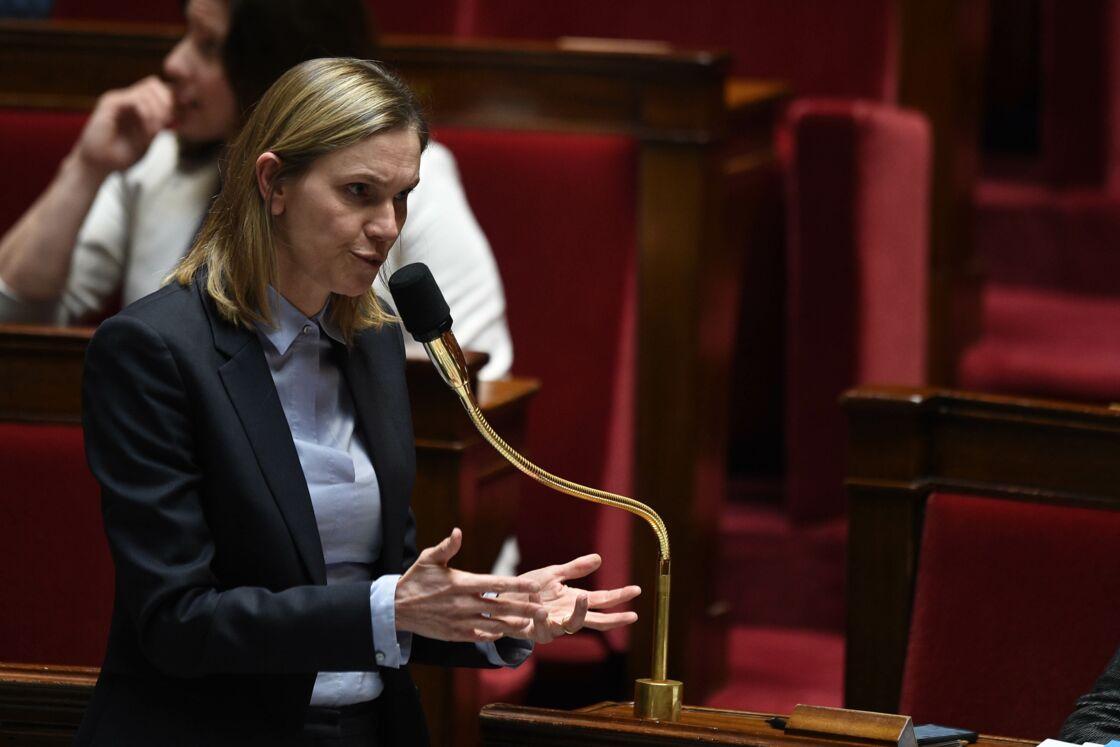 Agnès Pannier-Runacher,  secrétaire d'Etat à l'Economie
