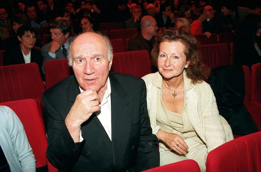 Michel Piccoli et Ludivine Clerc