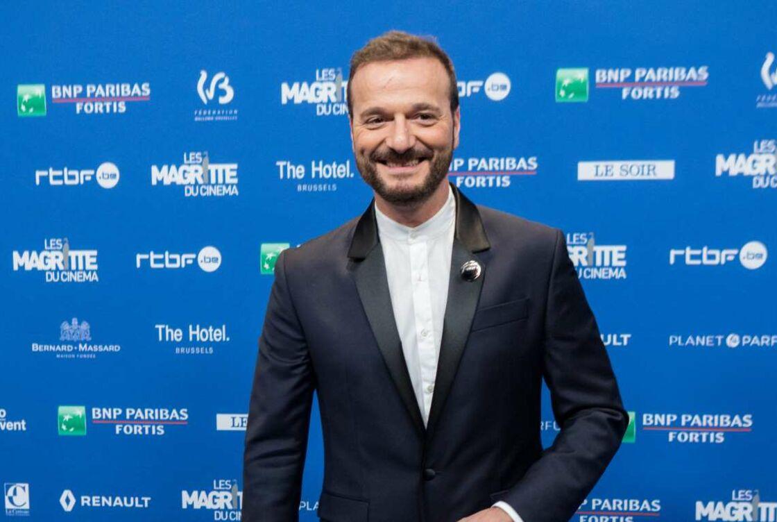 Patrick Ridremont aux Magritte du Cinéma, qui récompense le 7e art belge, à Bruxelles, le 3 février 2018.