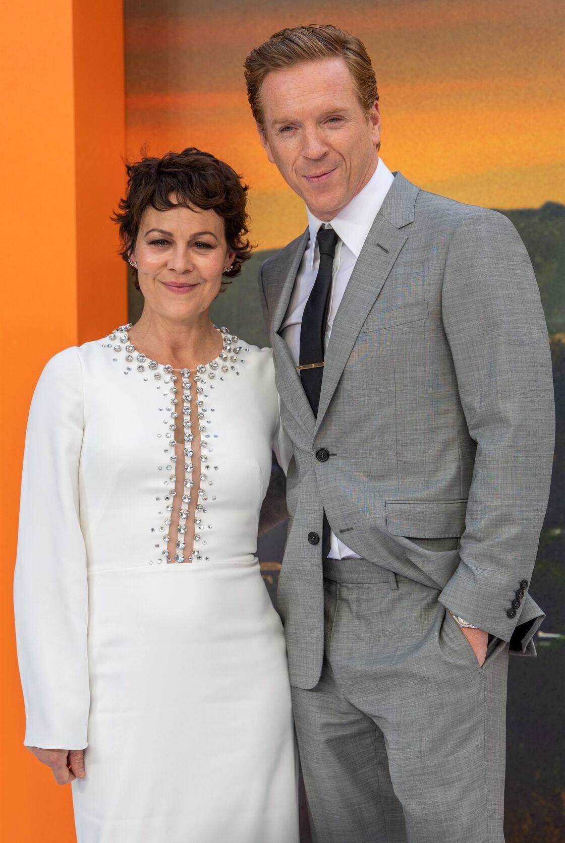 Helen McCrory et son mari Damian Lewis à l'avant-première du film