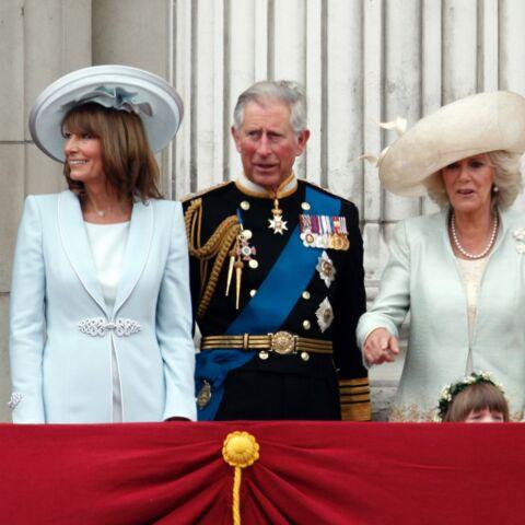 Le prince Charles et les parents de Kate Middleton sont-ils proches?