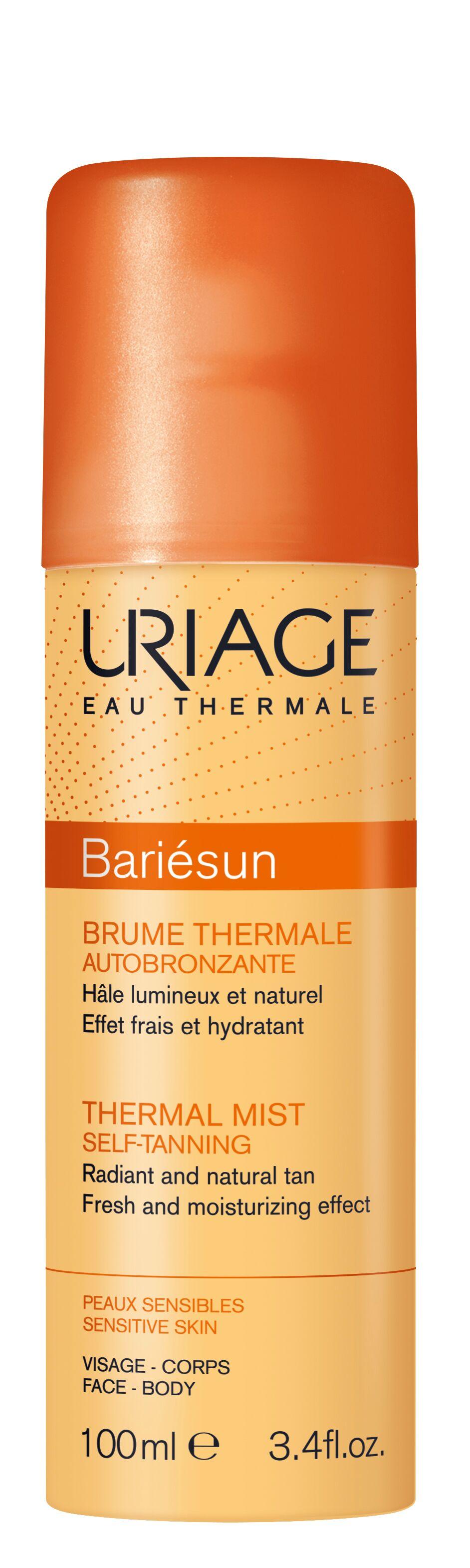 Brume Thermale Autobronzante Visage et Corps, Uriage, 12,45 €