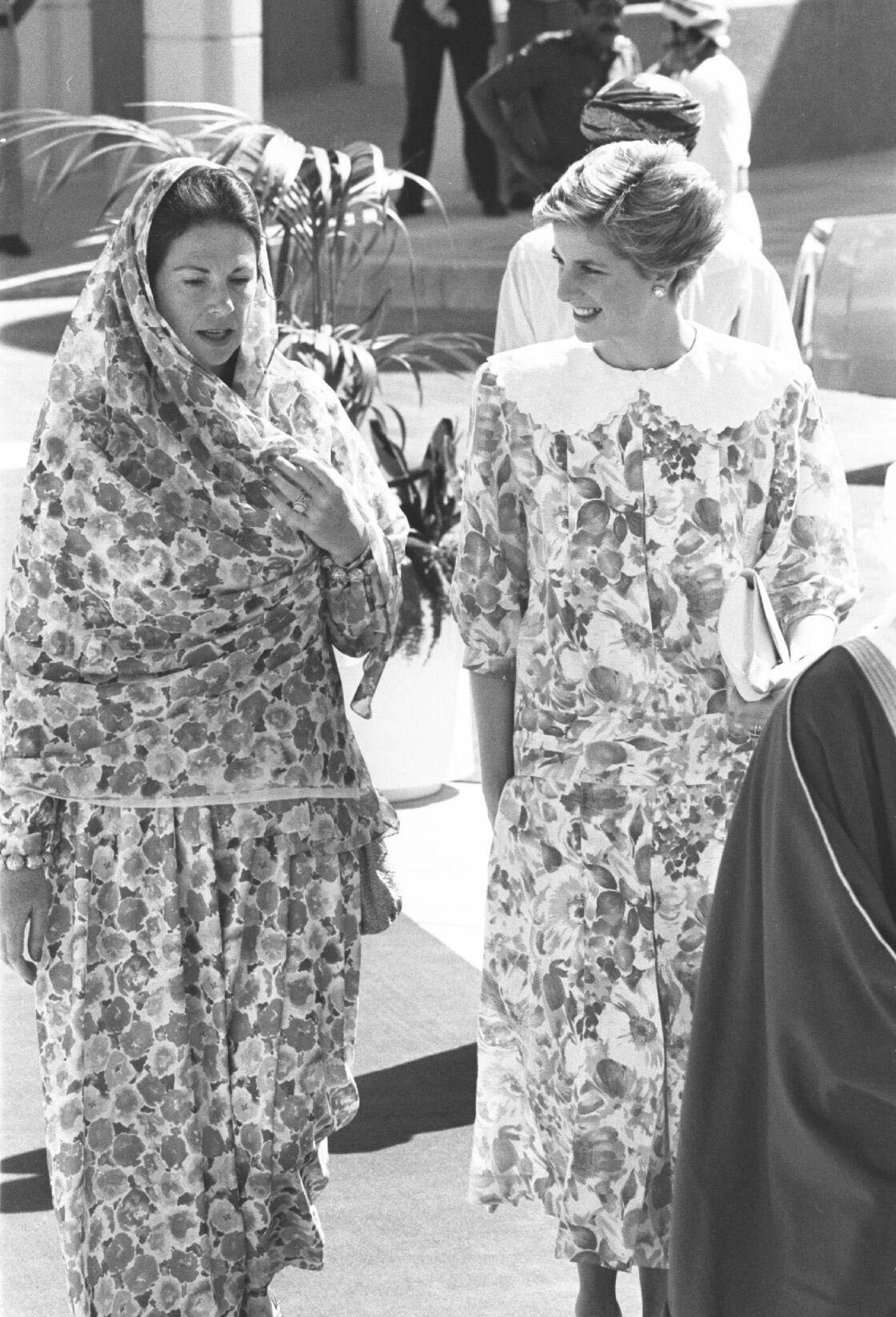 Diana, princesse de Galles, en 1986