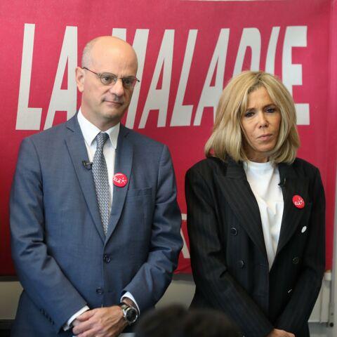 Brigitte Macron fidèle: elle n'a pas lâché Jean-Michel Blanquer malgré les polémiques