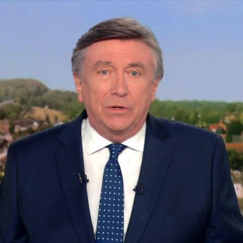 Jacques Legros (13h de TF1) reconnaît être «sorti de son rôle» après son coup de gueule