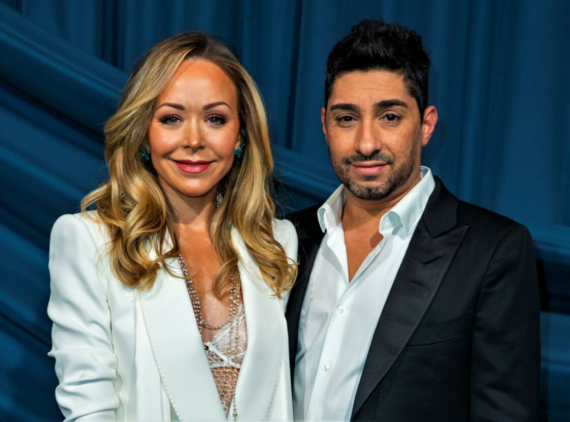 Tamara Ralph et son associé et ex-compagnon Michael Russo