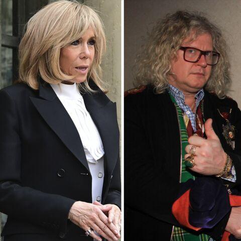 Brigitte Macron proche de Pierre-Jean Chalençon mais il ne veut pas l'étaler
