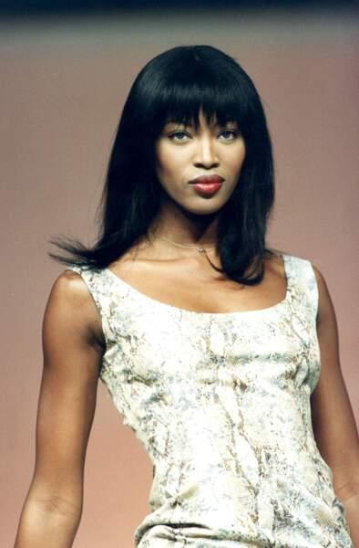 Naomi Campbell en 1995.
