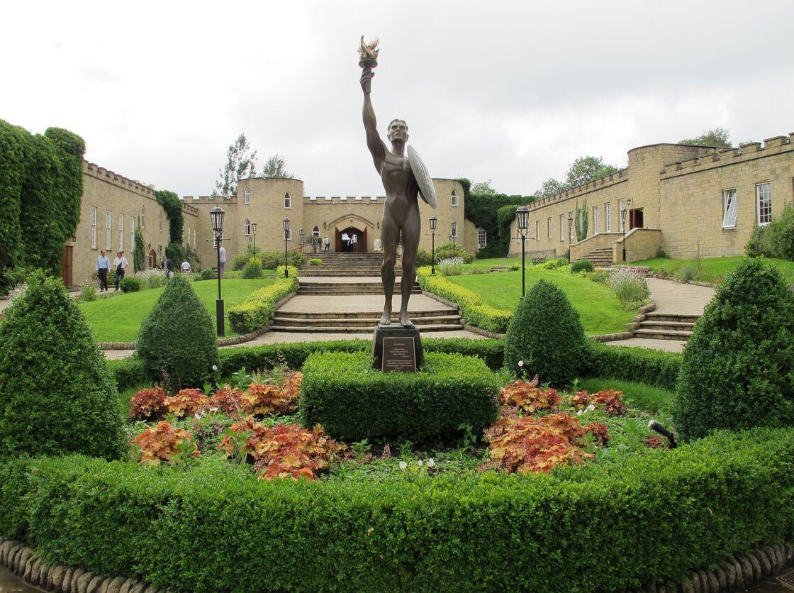 Saint Hill Manor dans le Sussex