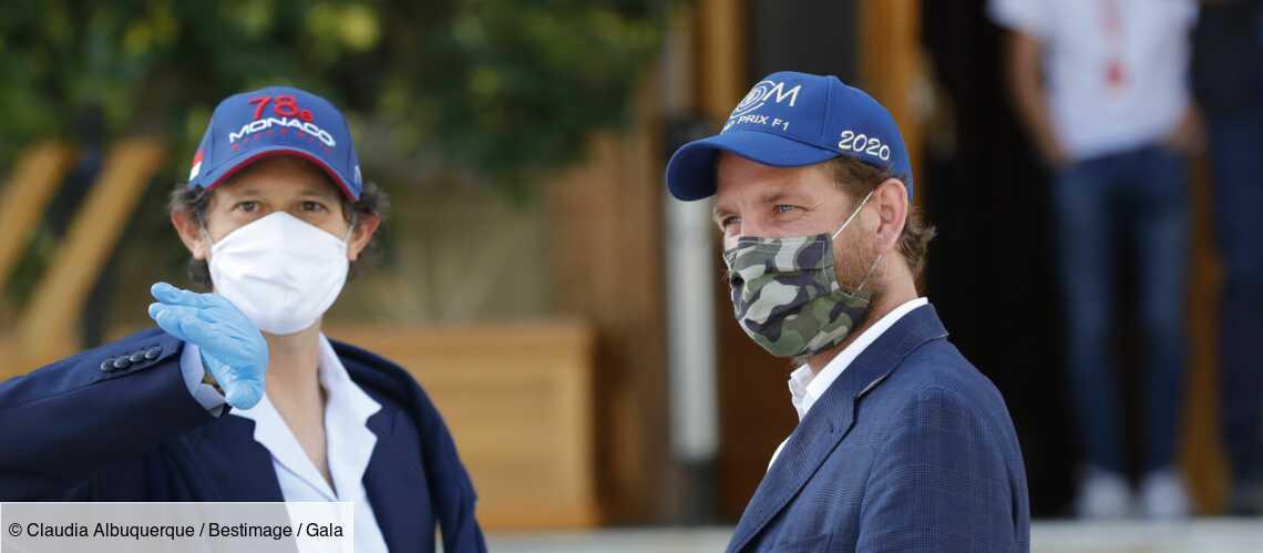 PHOTOS – Andrea Casiraghi masqué et stylé : la famille de Monaco mobilisée pour un grand projet - Gala