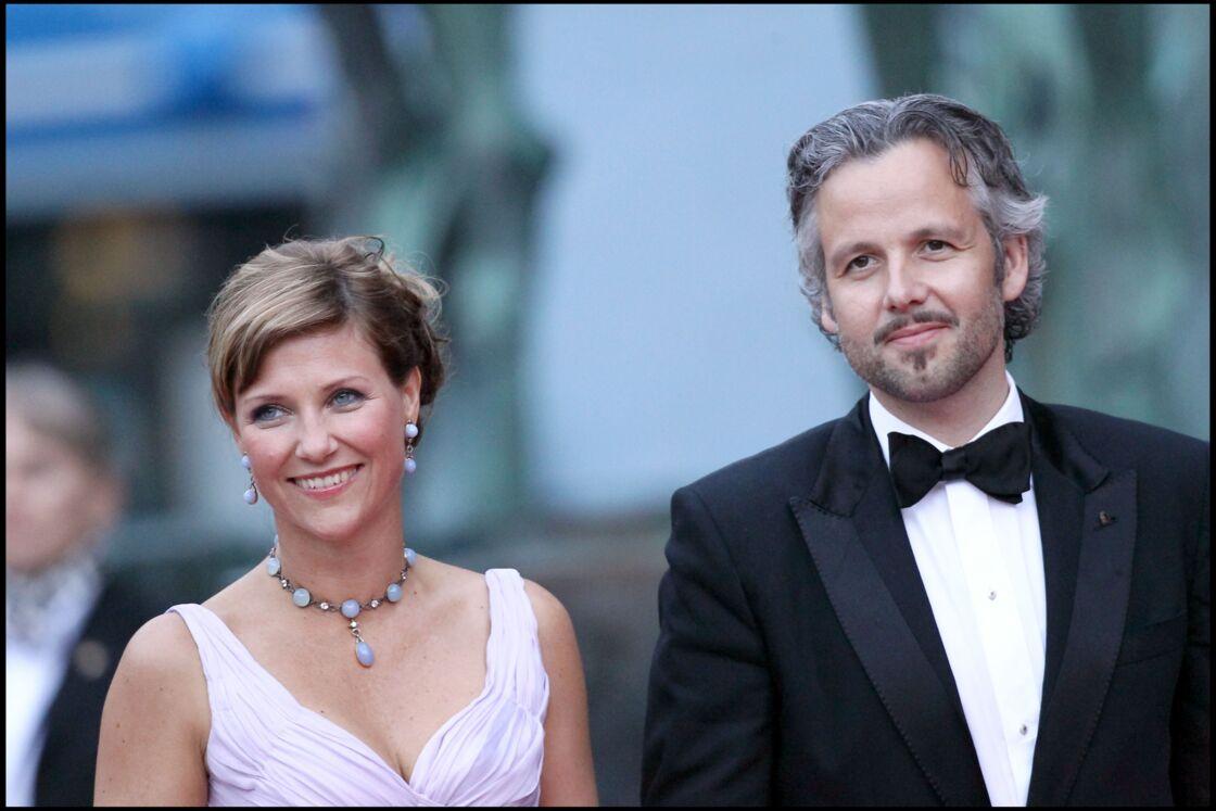 La princesse Martha Louise de Norvège et Ari Behn le 18 juin 2010