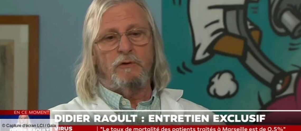 Quand Didier Raoult prend de haut David Pujadas : « Vous ne pouvez pas comprendre » - Gala