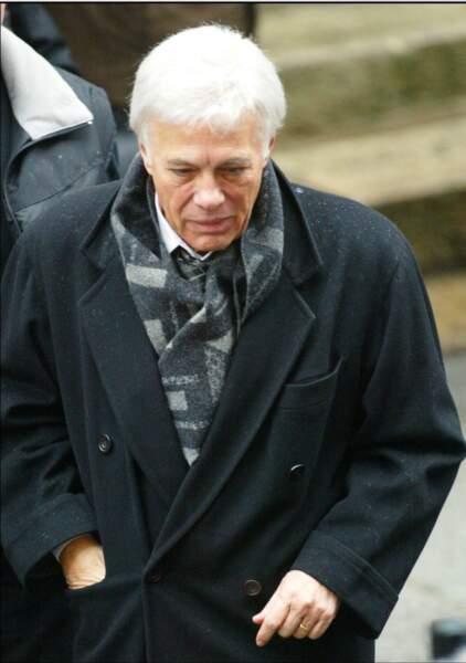 Guy Bedos a accompagné Sophie Daumier, son ex-femme, jusqu'au bout.