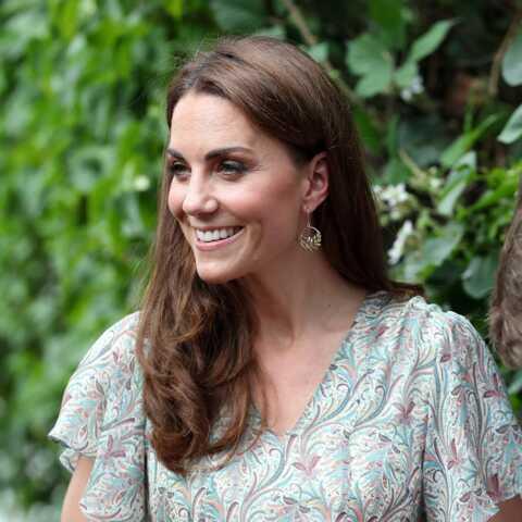 """Kate Middleton cachottière: cette """"glam room"""" sur mesure à Anmer Hall"""