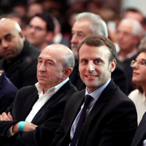 Emmanuel Macron trahi: son ancien ami Gérard Collomb règle ses comptes