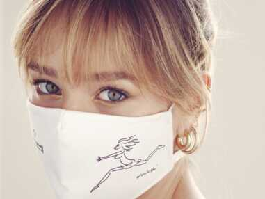 PHOTOS - Les soins visage à privilégier quand on porter un masque
