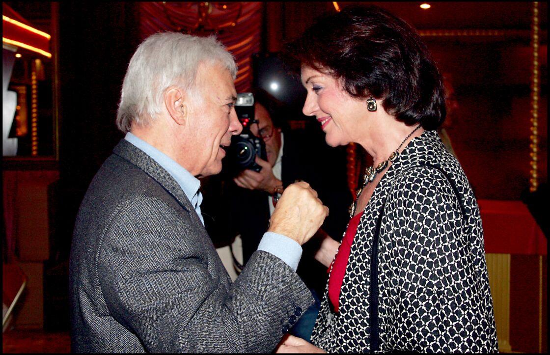 Guy Bedos et Annie Duperey, le 3 novembre 2006