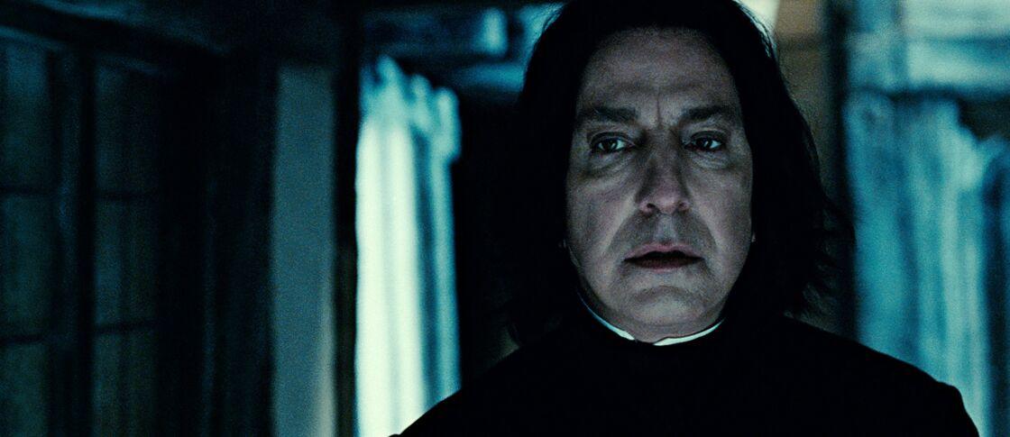 Rogue, campé par Alan Rickman, dans la saga Harry Potter