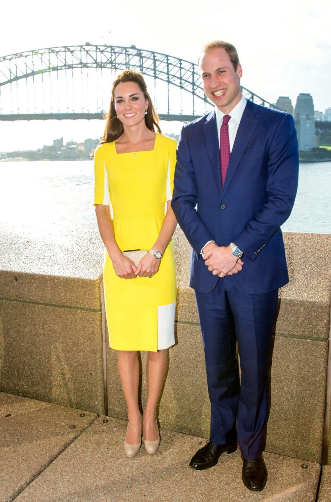 Kate Middleton,sculpturale dans une robe jaune tendance en rupture de stock (photo) - Bénin Web TV