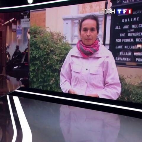 Émeutes aux Etats-Unis: l'équipe de Tf1 priée par les services secrets d'arrêter de filmer