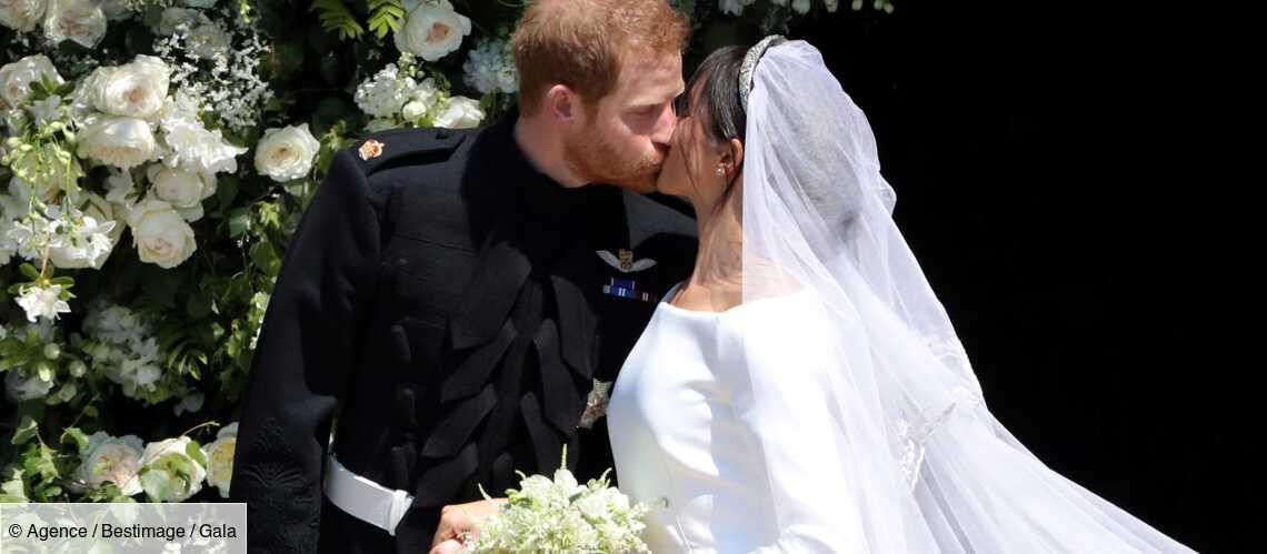 Meghan Markle et Harry mariés sans contrat : la famille royale soucieuse - Gala