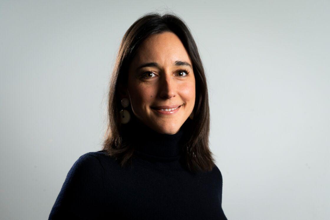La secrétaire d'État auprès de la ministre de la Transition écologique et solidaire Brune Poirson.