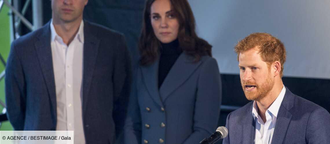 Le prince Harry : cette nouvelle négociation avec William et Kate Middleton - Gala