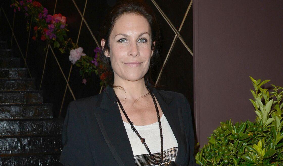 Astrid Veillon à une soiree de Gala